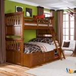 Wonderful Bedroom Interesting Bunk Beds Design Ideas