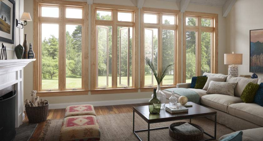 Wood Windows Offering Uncompromised Style Home
