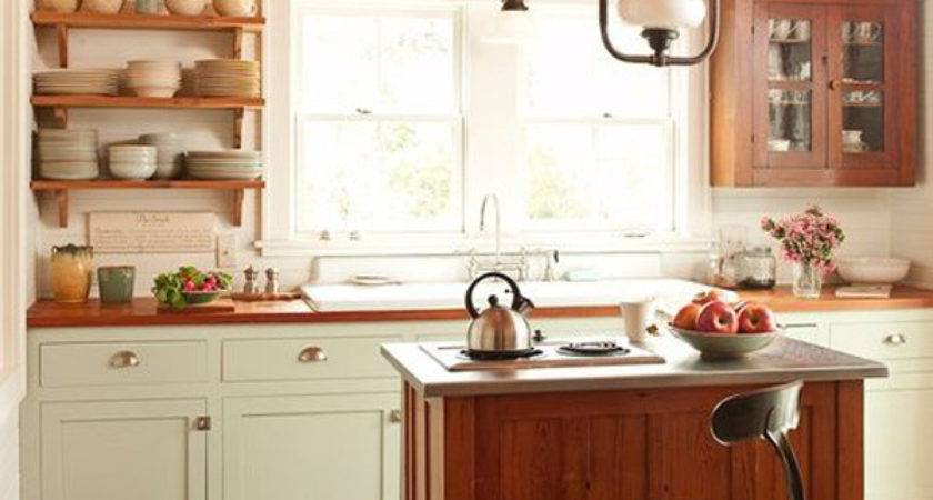 Wooden Country Kitchen Decorations