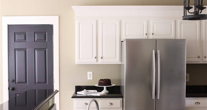 Yellow Cape Cod Painting Kitchen Cabinets Painted