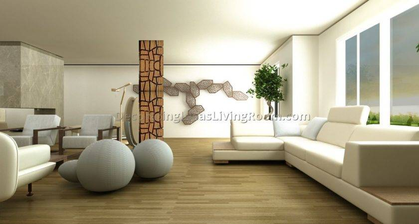 Zen Style Living Room Modern House